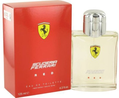 Ferrari Red Eau de Toilette  -  125 ml