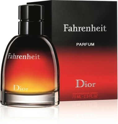 Dior Fahrenhiet Parfum Eau de Parfum  -  75 ml at flipkart