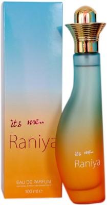 its me.. raniya Eau de Parfum  -  100 ml