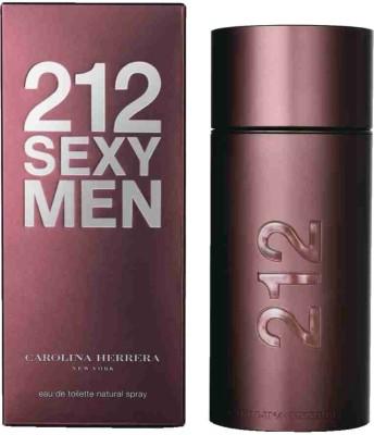 Carolina Herrera 212 Sexy Men EDT  -  100 ml