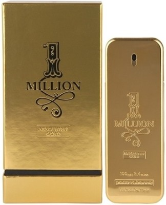 Paco Rabanne One Million Absolutly Gold Perfume EDT  -  100 ml