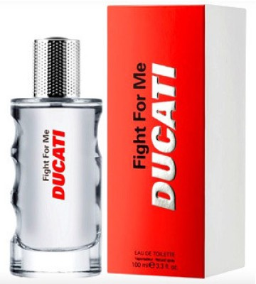 Ducati Fight for Me EDT  -  100 ml