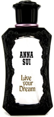 Anna Sui Live Your Dream Eau De Toilette Spray Eau de Toilette  -  50 ml