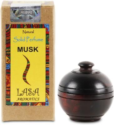Lasa Aromatics solid perfume musk Eau de Parfum  -  6 g