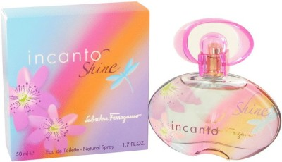 Salvatore Ferragamo Incanto Shine Eau de Toilette  -  50 ml
