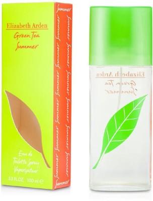 Elizabeth Arden Green Tea Summer Eau De Toilette Spray Eau de Toilette  -  100 ml