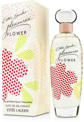 Estee Lauder Pleasures Flower Eau De Parfum Spray Eau de Parfum  -  75 ml