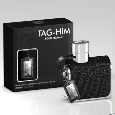 Armaf Tag Him Pour Homme Vaporisateur Spray EDT  -  100 ml