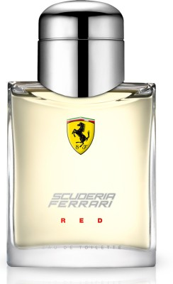 Ferrari Scuderia Red EDT  -  125 ml