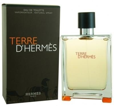 Hermes Terre D, Hermes EDT  -  200 ml