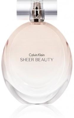 Calvin Klein Sheer Beauty EDT  -  100 ml