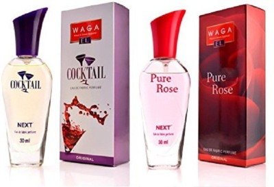 waga Pure Rose, Cocktail Eau de Parfum  -  30 ml
