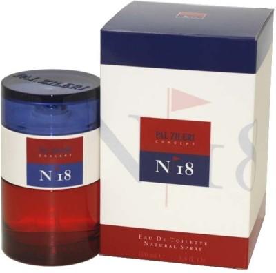 Pal Zileri Concept N18 Natural Spray EDT  -  100 ml
