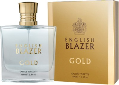 English Blazer Gold EDT  -  100 ml