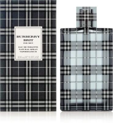 Burberry Brit EDT - 100 ml  (For Men)