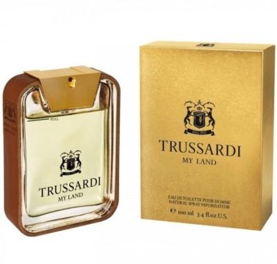 Trussardi My Land Pour Homme EDT  -  100 ml