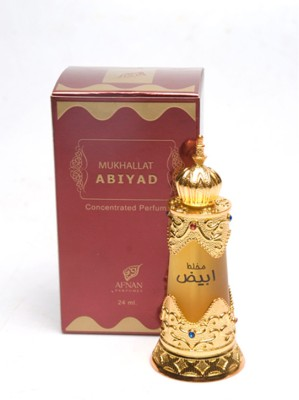 Arabian Nights Mukhallat Abiyad Concentrated EDP  -  20 ml