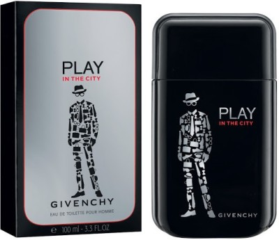 Givenchy Play in the City Eau de Toilette - 100 ml