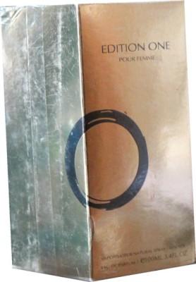 Armaf Edition One Pour Femme Eau de Parfum  -  100 ml