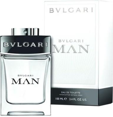 Bvlgari Man (White) EDT  -  100 ml