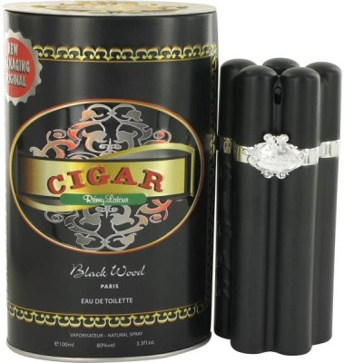 Remy Latour Cigar Black Wood Eau de Toilette  -  100 ml