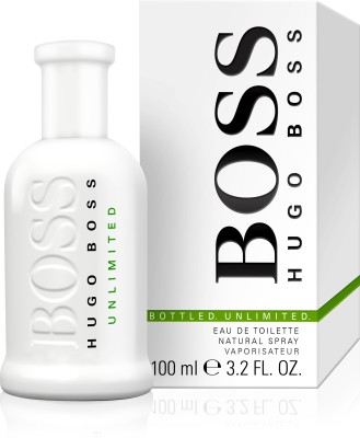 Hugo Boss Unlimited Eau de Toilette  -  100 ml