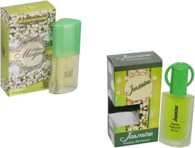 My Tunes Combo Pack Jasmine 30 Ml & Attar Mogra- 20 ml Eau de Parfum  -  50 ml