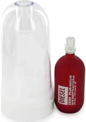Deisel Zero Plus Musculine Eau de Toilette  -  75 ml