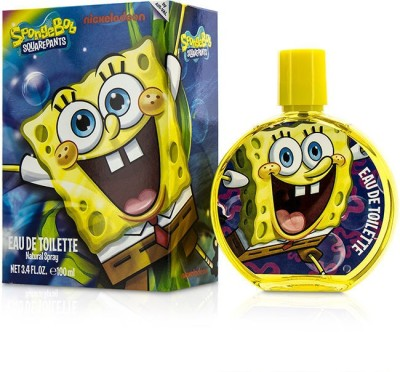 Spongebob Squarepants Spongebob Eau De Toilette Spray Eau de Toilette  -  100 ml