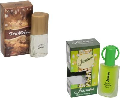 My Tunes Combo Pack Jasmine 30 Ml & Sandal- 20 ml Eau de Parfum  -  50 ml