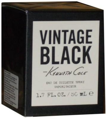 Kenneth Cole COLE Vintage Black Eau de Toilette  -  50 ml