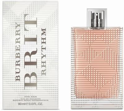Burberry Brit Rhythm EDT Eau de Toilette  -  90 ml