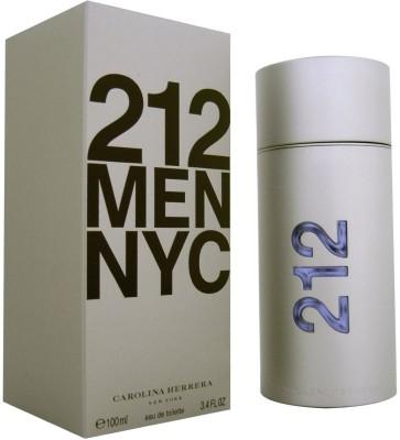 Carolina Herrera 212 Men - Set of 2 (2 x 100 ml) EDT  -  200 ml