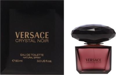 Versace Crystal Noir - Set of 2 (2 x 90 ml) EDT  -  180 ml