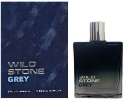 Wild Stone Grey Eau de Parfum - 100 ml(For Men, Boys)