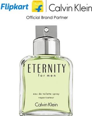 Calvin Klein Eternity Men Eau de Toilette  -  100 ml