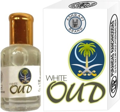 Purandas Ranchhoddas PRS White-Oud Attar EDP  -  10 ml