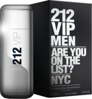 Carolina Herrera 212 Vip EDT  -  100 ml(For Men)