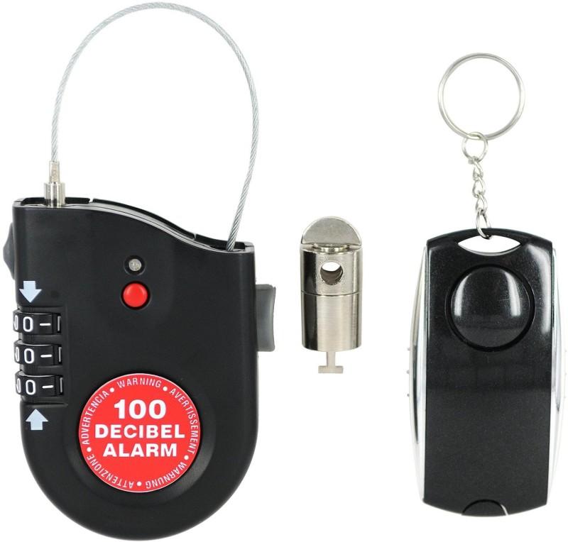 Lock Alarm Monitored Personal Security Alarm