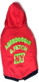 Pawzone Hoodie for Dog (Red)