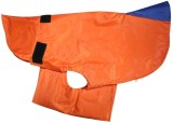 Pawzone Raincoat for Dog (Orange)