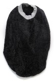 Ecocart Coat for Dog (Shimmer Black)