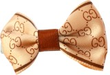 XPO Bow for Dog, Cat (Golden Gucci)