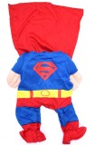 XPO Costume for Dog (Red, Blue)