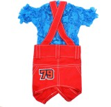 XPO Dress for Dog (Red, Blue)