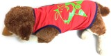 Pawzone T-shirt for Dog (Red)