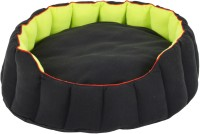 Fluffy FPWPBW11B M Pet Bed(Fluorescent Green, Black)