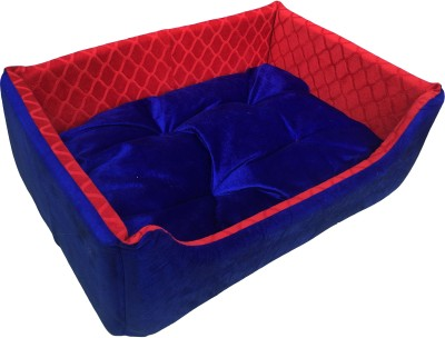 slatters be royal store SBR139 S Pet Bed(Blue, Red)