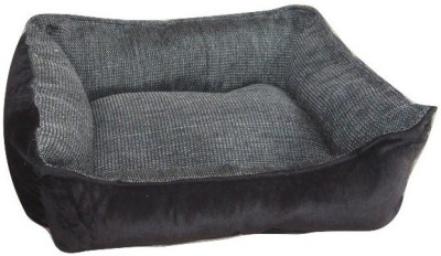 Jerry's Jppb11591 S Pet Bed(Grey, Black)