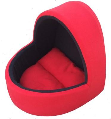 Fluffy FPWRBC3 L Pet Bed(Red, Black)